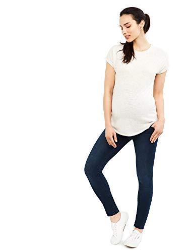 A Pea in the Pod Luxe Essentials Denim Legging Maternity Jeans