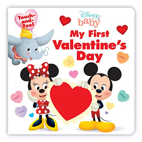 Disney Baby My First Valentine's Day